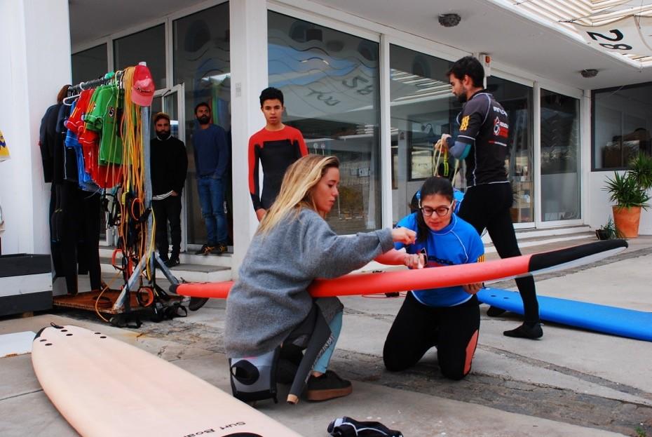surf amb discapacitats