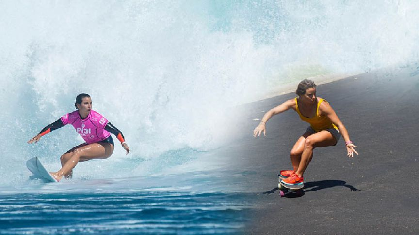 Surfskate: Mejora tu técnica de surf sobre el asfalto