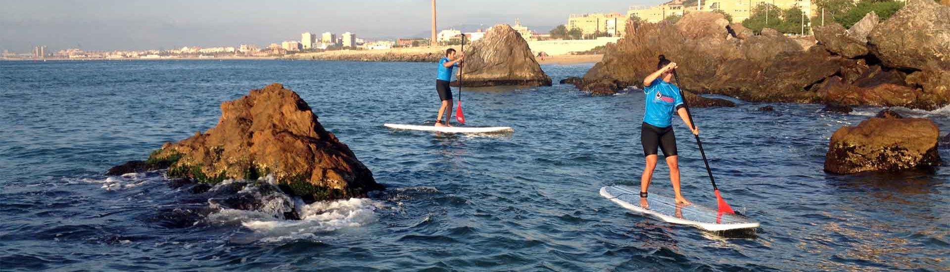 Classe de paddle surf