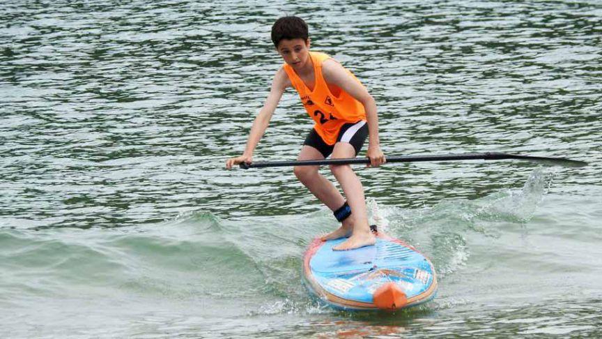 Nuevo Surf Camp de Paddle Surf para menores