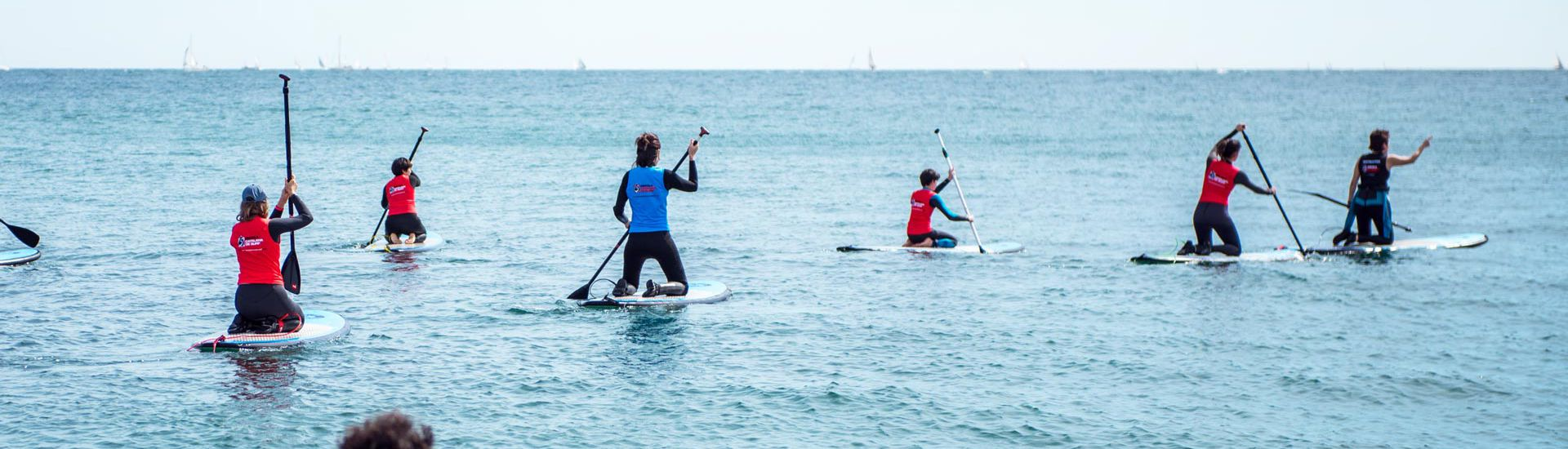 Level 1: Beginner Paddle Surf