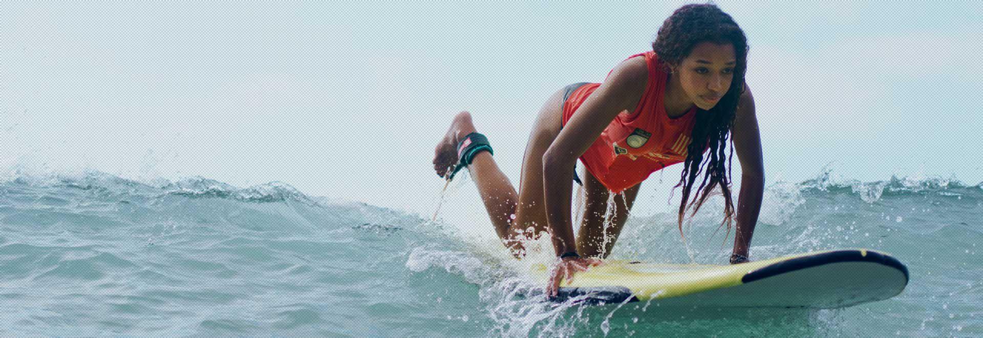 September Summer Surfcamps for children