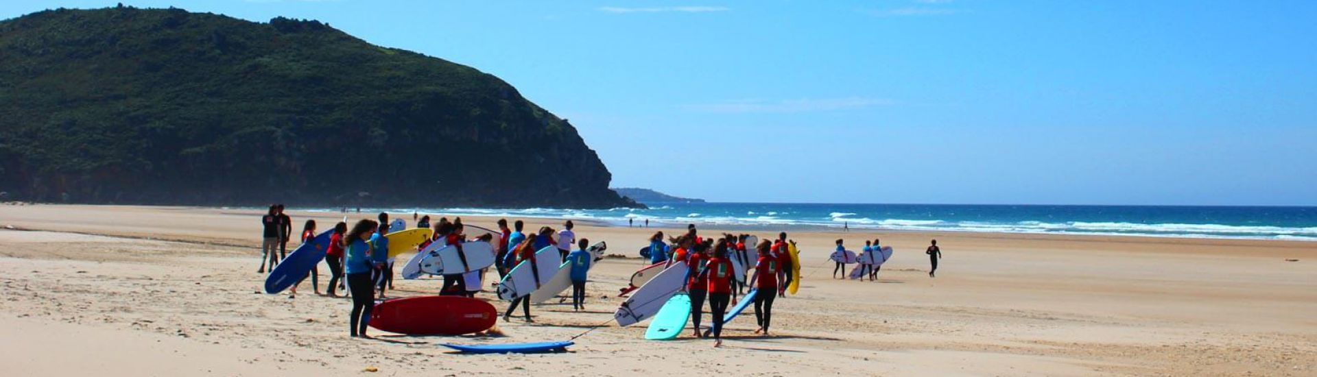 Easter Surf Camp in Cantabria