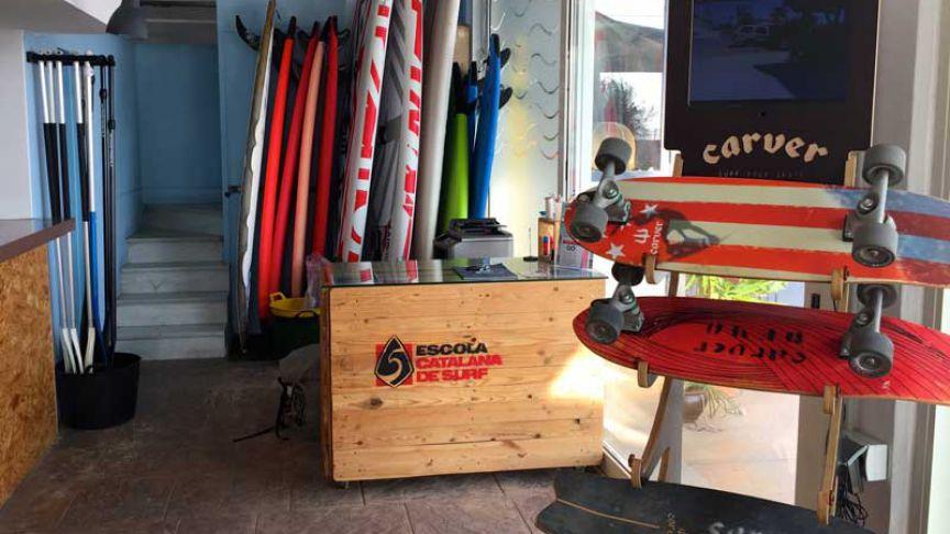 Protocolo de actuación COVID-19 escuelas de surf