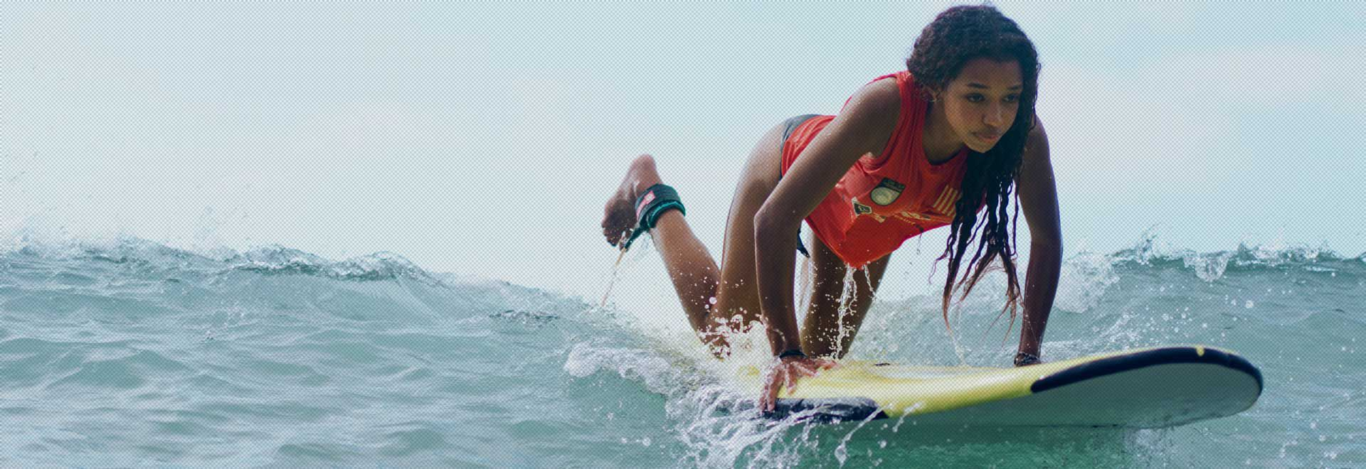 Advanced Surf Coaching for kids