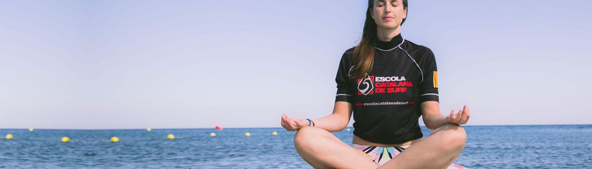 Clase de SUP Yoga