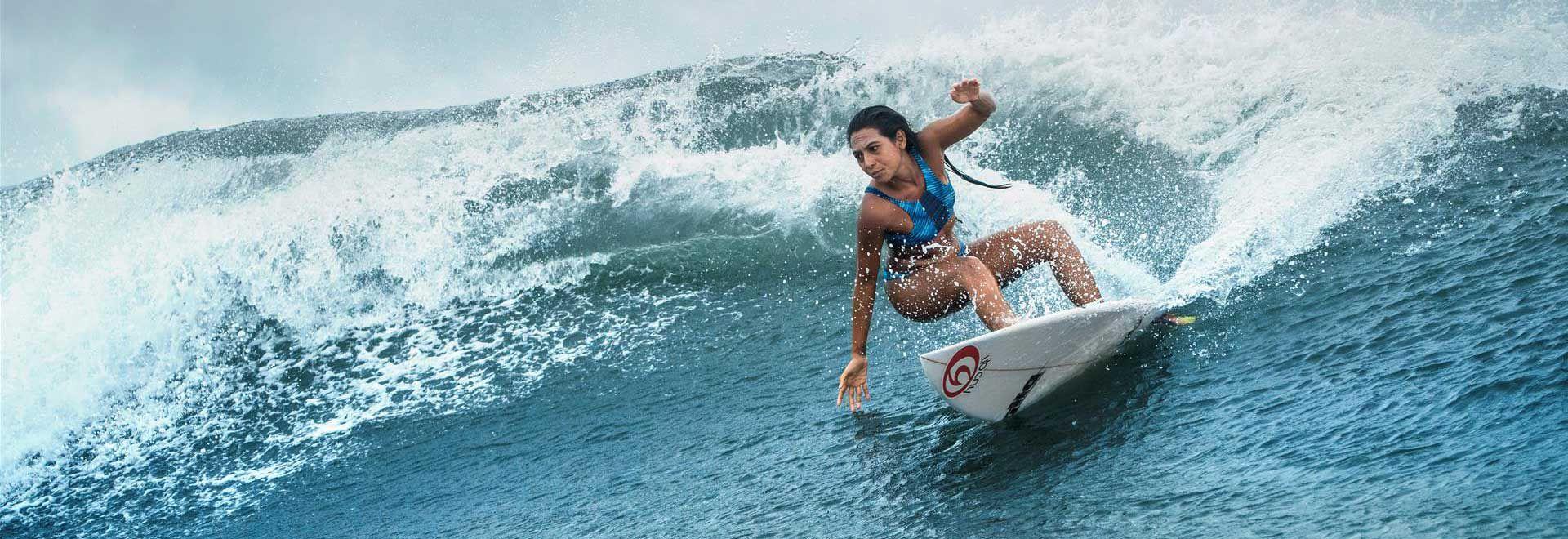 Curso de Iniciación de Surf<br />2 horas x 4 días