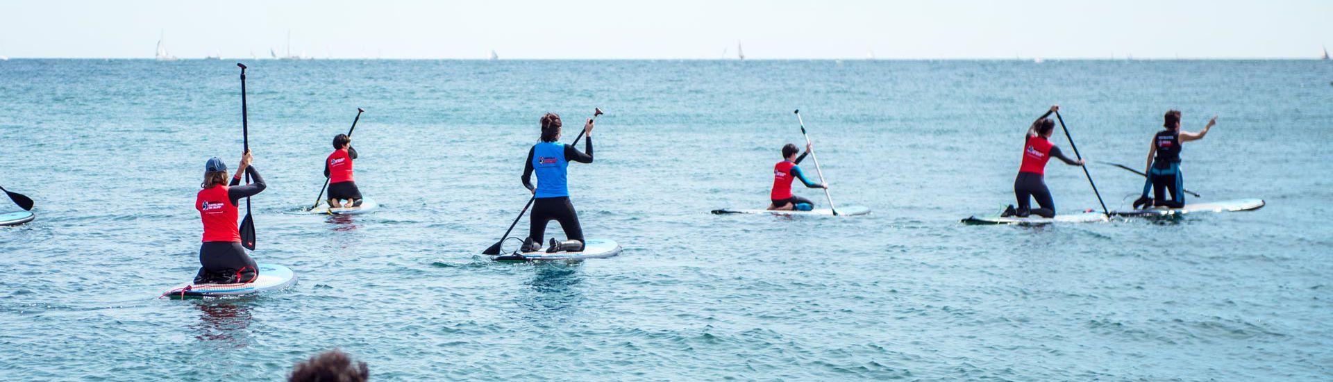 Paddle Surf Iniciación - Nivel 1