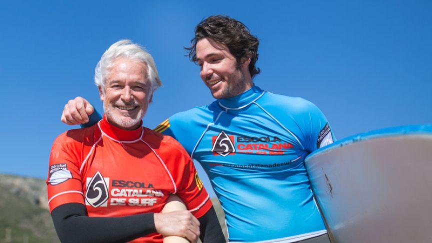 ¿Soy demasiado mayor para empezar a surfear?