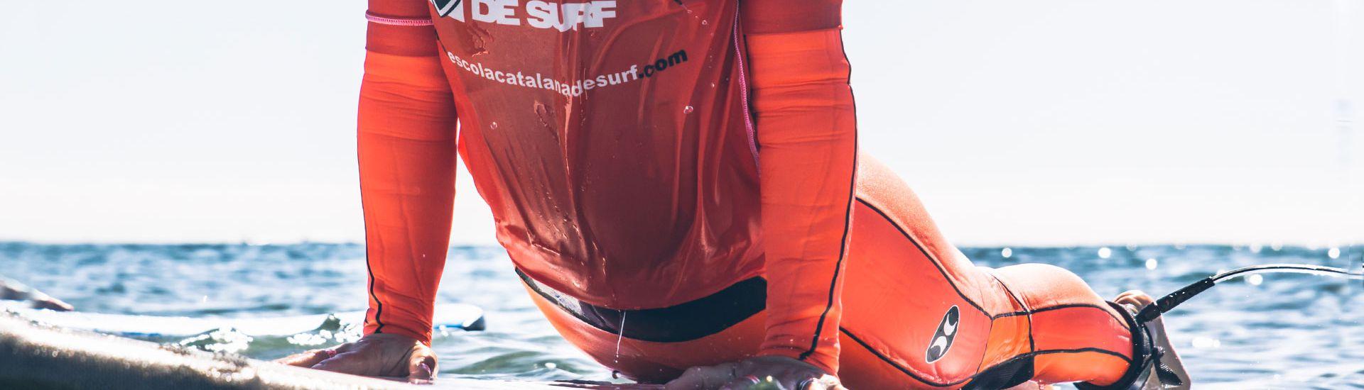 Curso de Surf Mensual Adultos